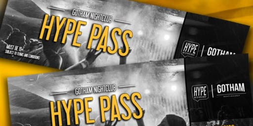 BUY 1 PASS GET 2 FREE for College Thursdays