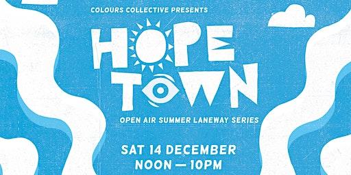 Hope Town Laneway Party