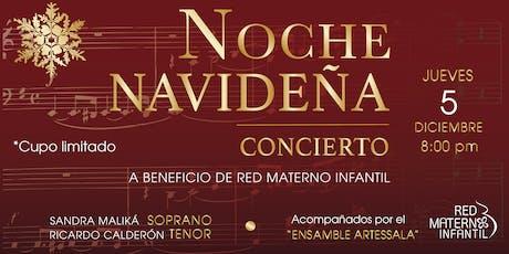 Concierto: Noche Navideña tickets
