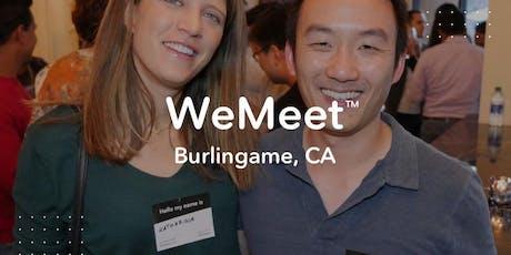 WeMeet Burlingame Networking & Social Mixer tickets