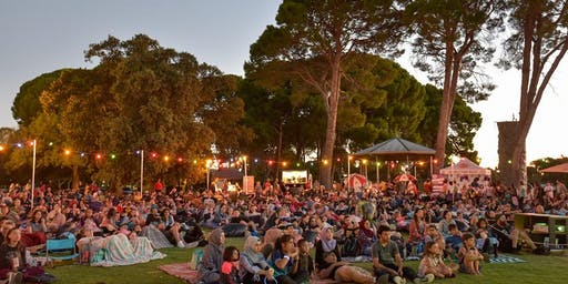Save the Date - Movies in the Park 2020