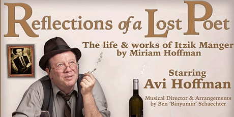 Reflections of a Lost Poet tickets