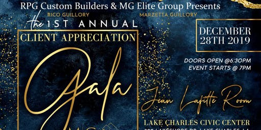Client Appreciation Gala