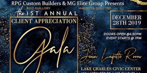 Client Appreciation Gala