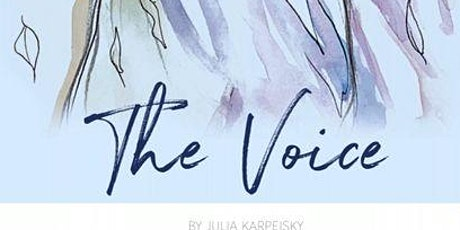 DEC 2019 - The Voice: Celebration of Julia's New Book - fourth and last one this year! tickets
