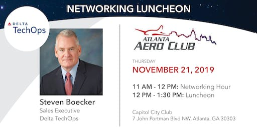 Lunch with DELTA TechOps MRO Services