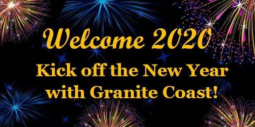 New Year's Eve Party and Beer Release at Granite Coast