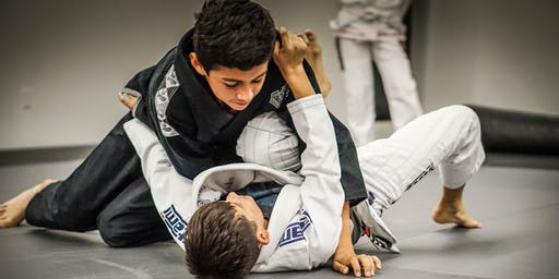 Free Kids Jiu Jitsu Class (7 to 12 yrs old) in Hemet