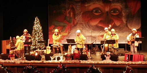 Christmas Jug Band Holiday Show