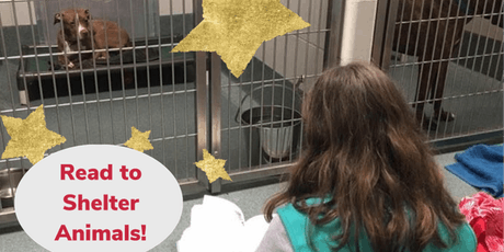 Holiday Edition of Reading Tails tickets