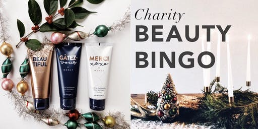 Charity Beauty Bingo