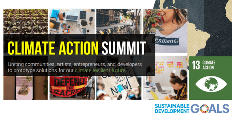 Collaboration Summit for Climate Resilience tickets