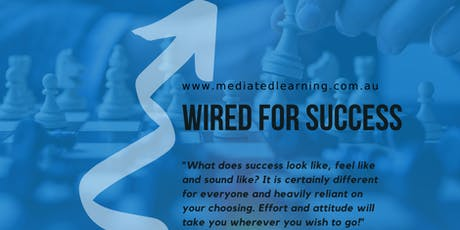 Wired for Success | Introductory 3 x Workshop Package tickets
