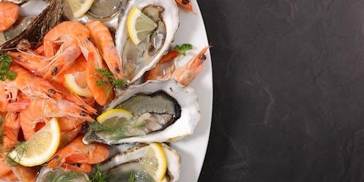 Christmas Day Seafood Buffet Dinner