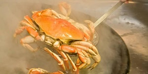 IDESST of Sausalito's Annual Cracked Crab Dinner 2020