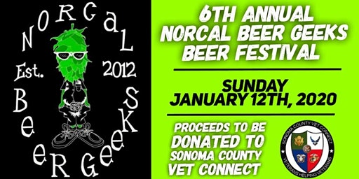 6th Annual NorCal Beer Geeks Festival