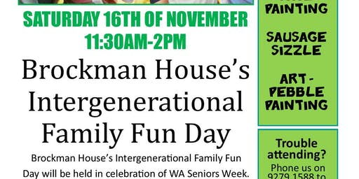 Intergenerational Family Fun Day
