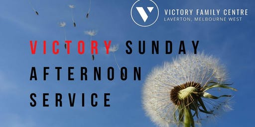 Victory Sunday Afternoon Service