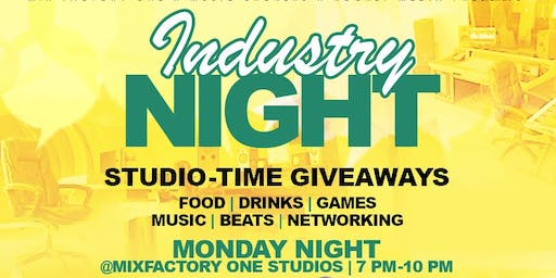 Industry Night (Pass The Chord)