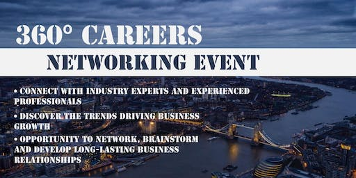 360° Careers Networking Event