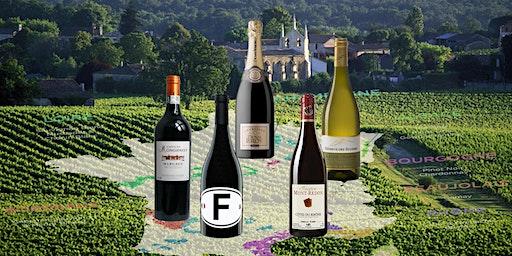 Premium Wines of France 4-Week Wine Course