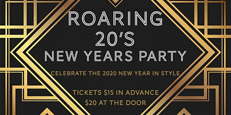 Roaring 20's New Years Eve Party tickets
