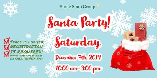 Santa Party 2019!