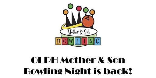 Mother/Son Bowling Event 2020