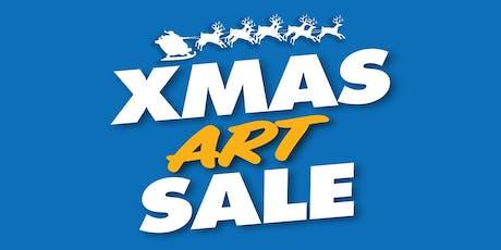 DAS Xmas Art Sale at Gallery57 Concord tickets