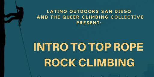 LO San Diego | Intro to Top Rope Rock Climbing with QCC at Mesa Rim