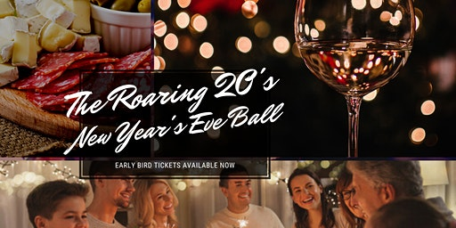 The Roaring 20's | New Year's Eve Ball