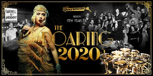 New Years Eve: The Roaring 2020's
