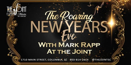 The Roaring 20's New Years Eve with Mark Rapp