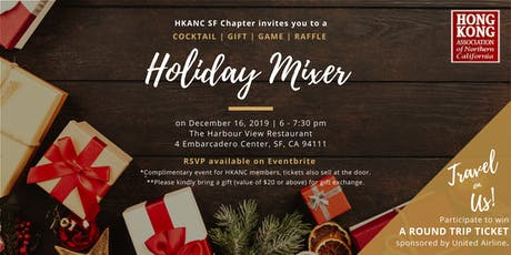 Holiday Mixer 2019 tickets