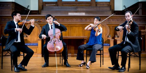 Telegraph Quartet Premieres W.A. Mathieu's Second String Quartet