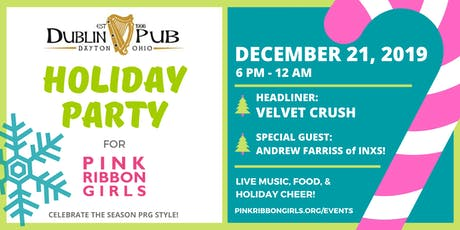 Dublin Pub Holiday Party for Pink Ribbon Girls tickets