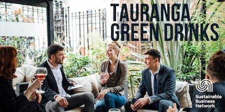 Tauranga Green Drinks tickets