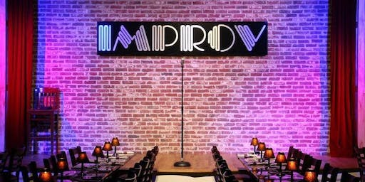 FREE TICKETS | BREA IMPROV 12/3 | Stand Up Comedy Show