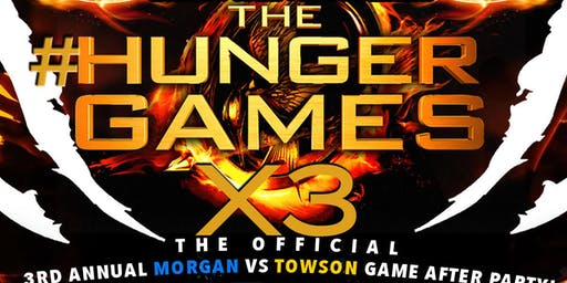 #HungerGamesx3 THE OFFICIAL MORGAN VS TOWSON AFTER PARTY!