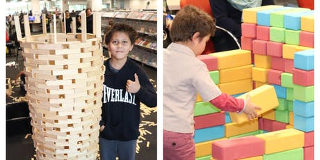 Build It Afternoon, All Ages, FREE tickets