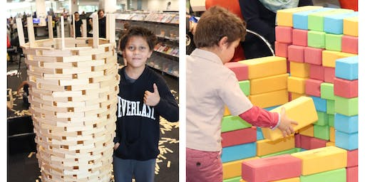 Build It Afternoon, All Ages, FREE