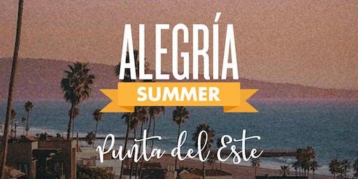 ALEGRIA Summer Party @ Punta del Este