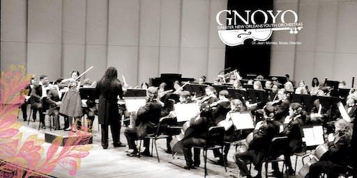 GNOYO's 2019-2020 25th Anniversary Season Fall Concert