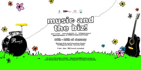Music and the Biz tickets