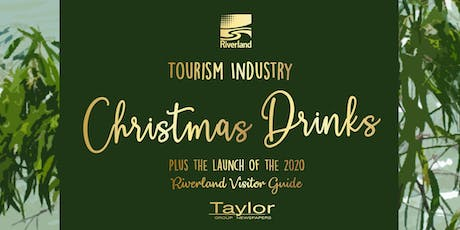 Tourism Industry Christmas Drinks tickets