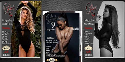 2020 Girl 9 Magazine Model of the Year Modeling  Casting Calls