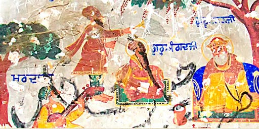 Allegory - A Tapestry of Guru Nanak's Travels Fundraiser