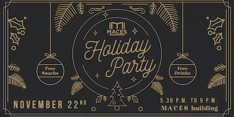 MACES Holiday Party tickets