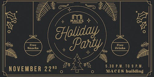 MACES Holiday Party