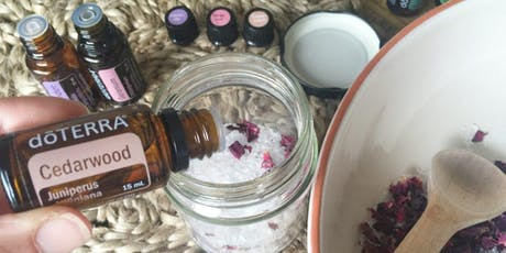 Make your own Christmas Gifts with essential oils tickets
